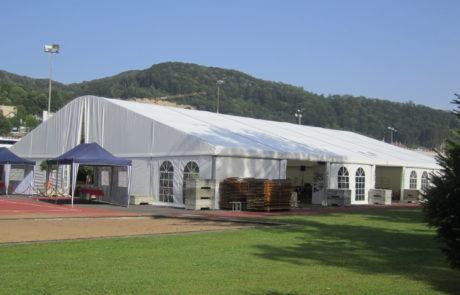 Festhalle 25m
